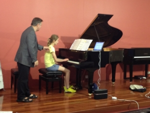 Masterclass with Christopher Norton